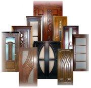 двери,  мебель из массива ольхи