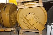 Колесо направляющее (ленивец) Komatsu D61 EX-15