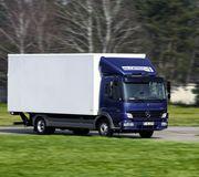 Автомобильные грузовые перевозки по России