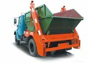 Вывоз мусора контейнер 8м3