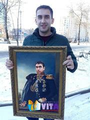 Портрет по фото в Смоленске