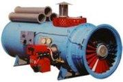 Теплогенератор ТГГ-0, 18  на газовом топливе
