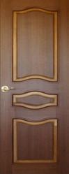 Дверные полотна с объемной феленкой